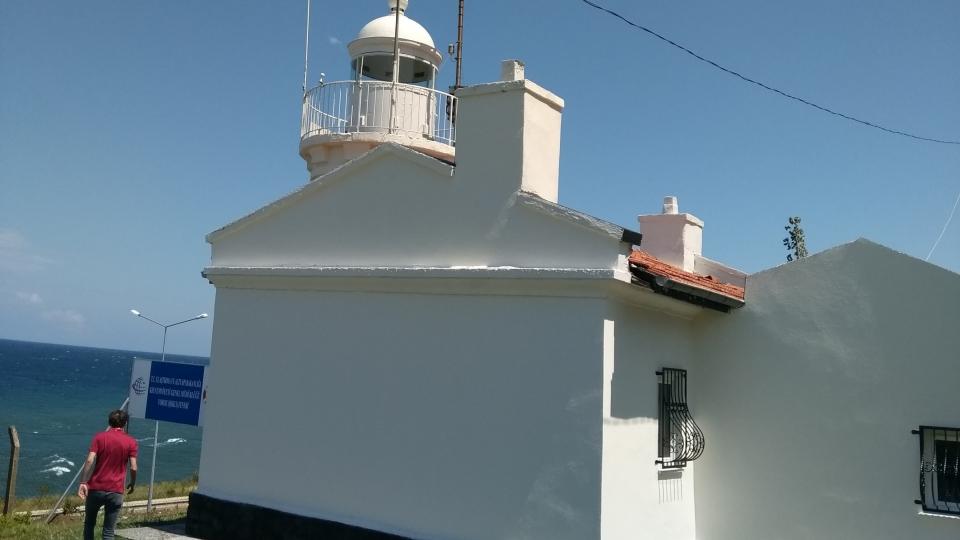 TC7YLH – Yoroz Işıklı Deniz Feneri Etkinliği