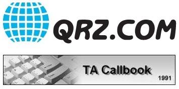 Radyo Amatörünün kaydı QRZ ve TAcallbook