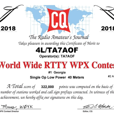 georgia dxpedition