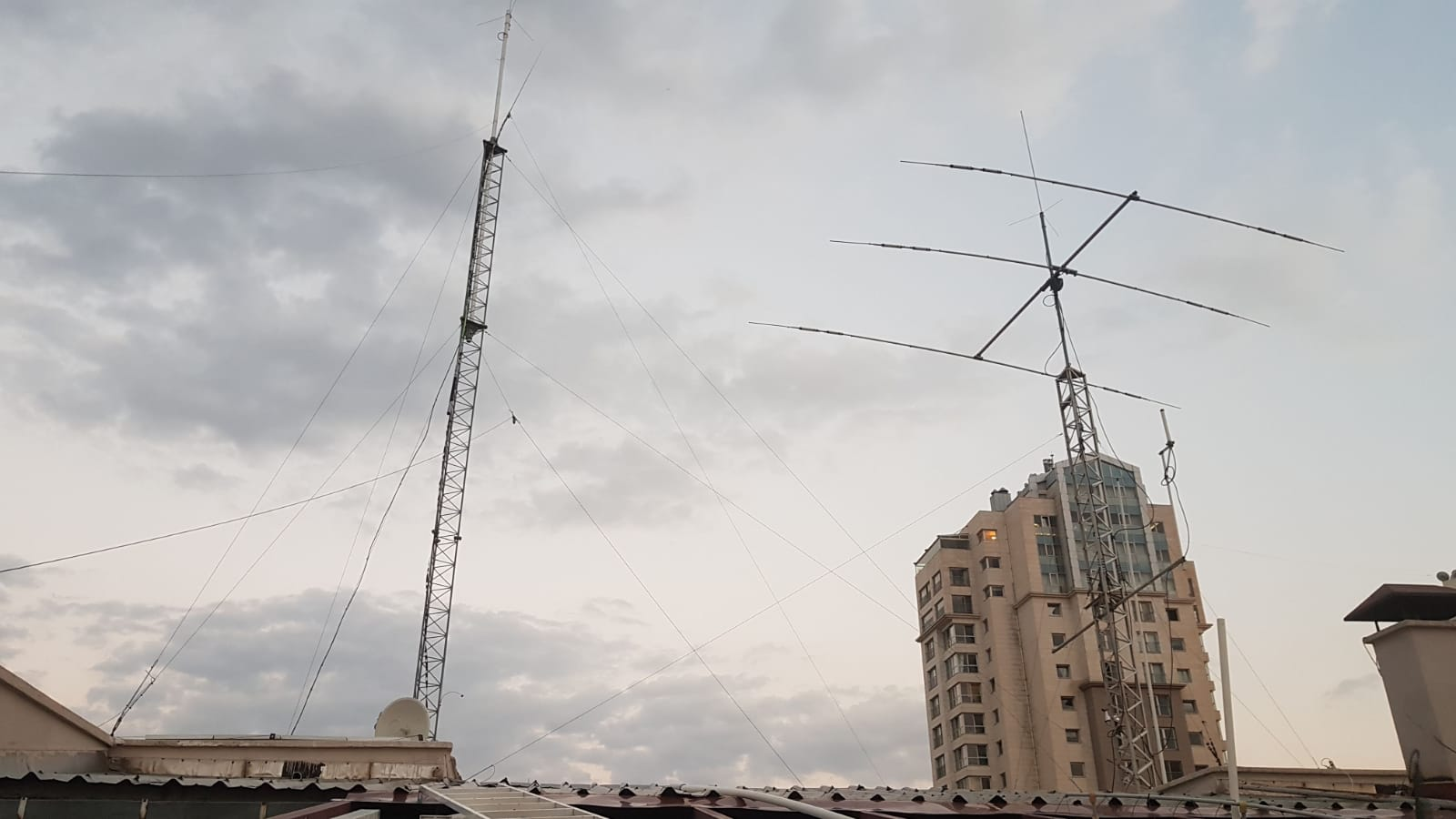 ANTRAK Antenler