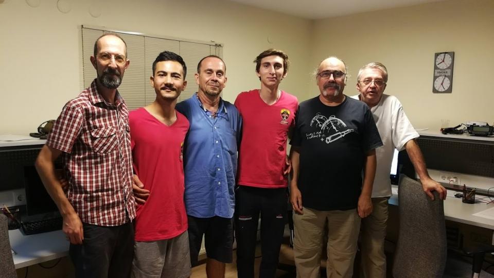 TC2F – Ankara Genç Yarışma Takımı